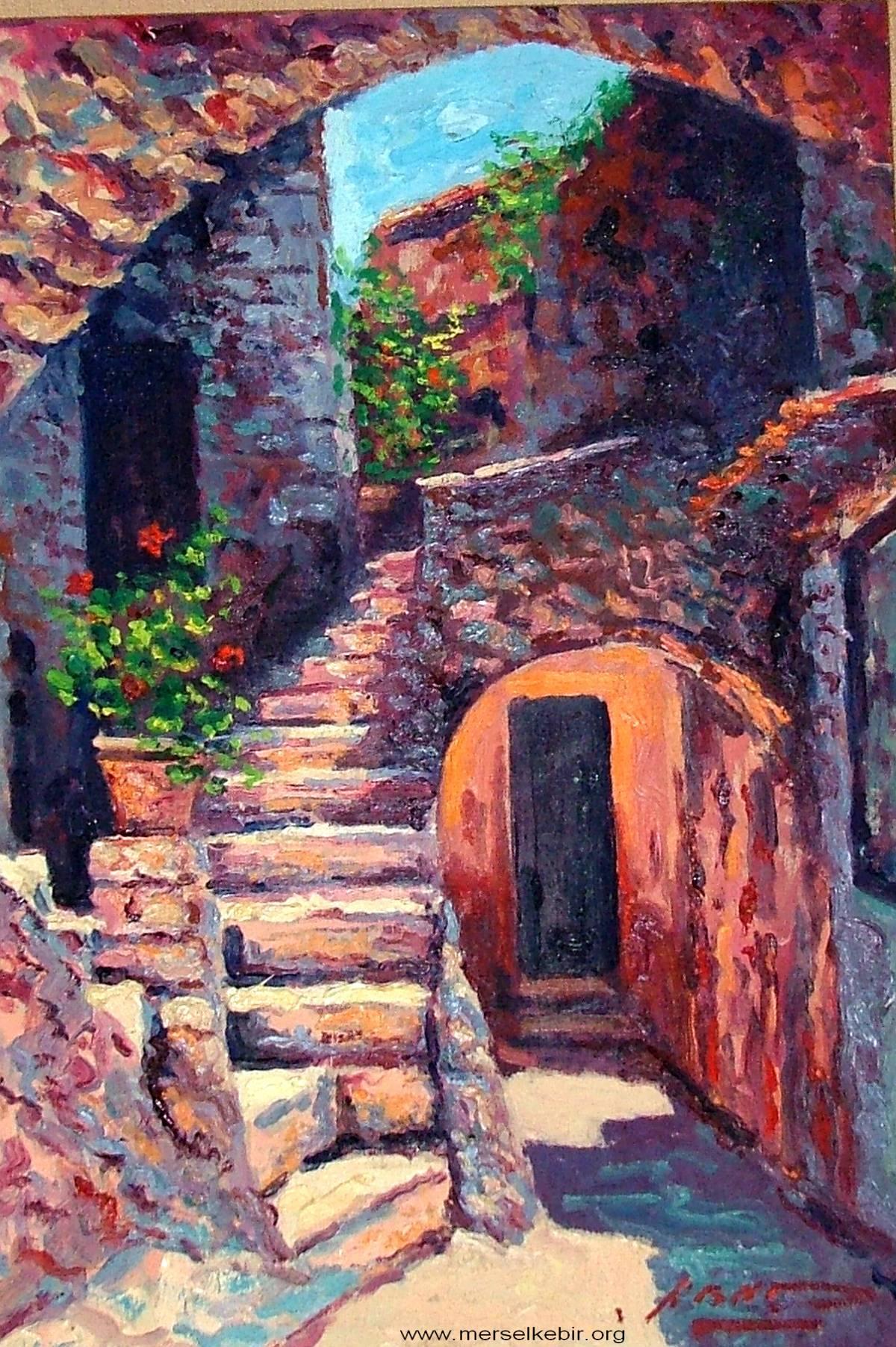 Peintures - Paysage peinture facile ...